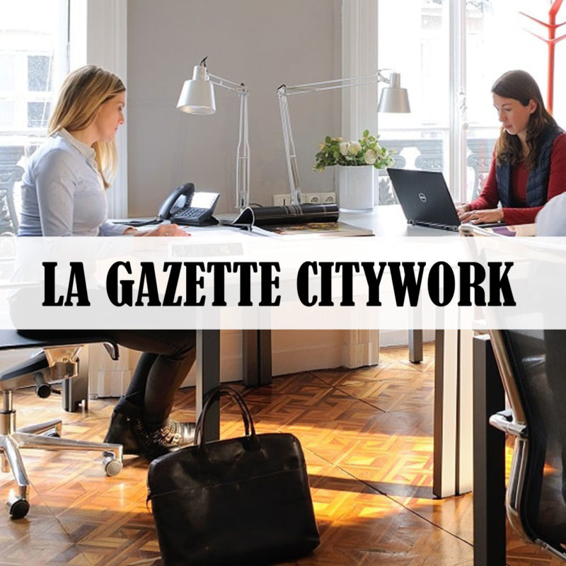 Gazette citywork